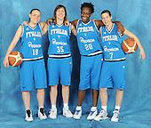 20100517 Posati Nazionale Italiana Femminile