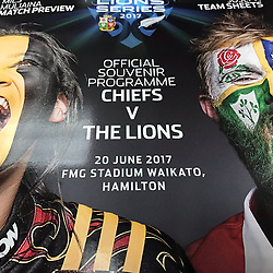 Game 6 Chiefs  The Lions