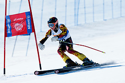 BALCAEN Jasper, BEL, Giant Slalom, 2013 IPC Alpine Skiing World Championships, La Molina, Spain