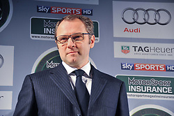 STEFANO DOMENICALI the team principal of the Ferrari Formula One team at the Motor Sport magazine's 2013 Hall of Fame awards at The Royal Opera House, London on 25th February 2013.