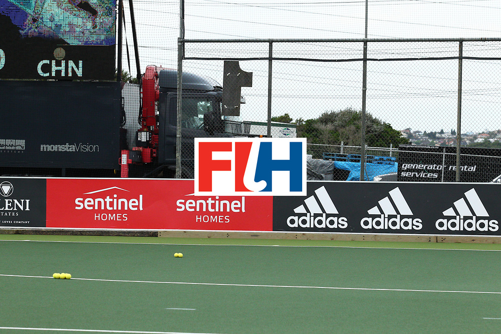 New Zealand, Auckland - 25/11/17  <br /> Sentinel Homes Women&rsquo;s Hockey World League Final<br /> Harbour Hockey Stadium<br /> Copyrigth: Worldsportpics, Rodrigo Jaramillo<br /> Match ID: 10308 - USA vs CHN<br /> Photo: