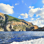 The natural area of Ieranto Bay is a wonderful Gulf cove of Salerno and is part of the Municipality of Massa Lubrense