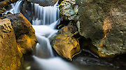 Cascade on Hare Creek, Limekiln State Park, Big Sur, California