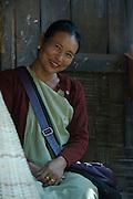 Khasi woman<br /> Cherapunji<br /> Meghalaya,  ne India