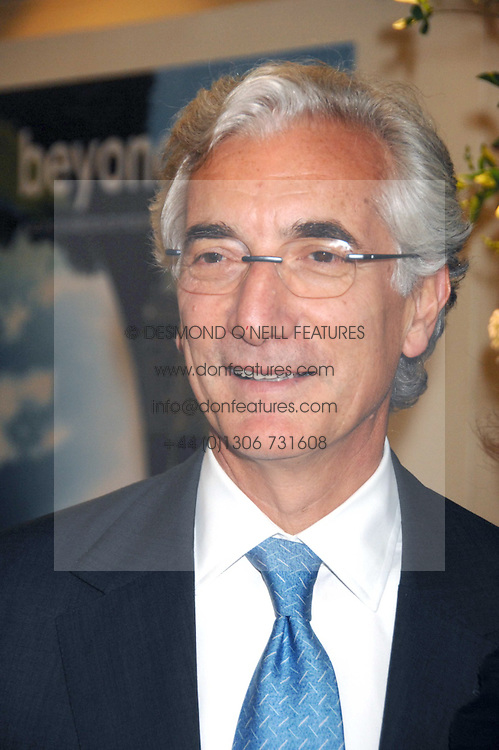 SIR RONALD COHEN at the Sotheby's Summer Party 2007 at their showrooms in New Bond Street, London on 4th June 2007.<br />