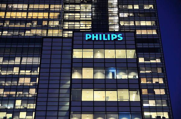 Nederland, Amsterdam, 21-10-2011De IJ-toren. Een kantoor van Philips aan de amstel.Foto: Flip Franssen/Hollandse Hoogte