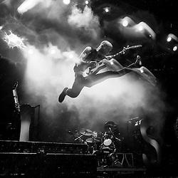 Rise Against at Riot Fest 2014