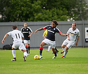 Dundee new boy Yordi Teijsse - Dumbarton v Dundee, pre-season friendly at the Cheaper Insurance Direct Stadium, Dumbarton<br /> <br />  - &copy; David Young - www.davidyoungphoto.co.uk - email: davidyoungphoto@gmail.com