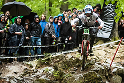 Mercedes-Benz UCI Mountain Bike World Cup competition in Bike Park Pohorje, Maribor on 27th of April, 2019, Slovenia.  . Photo by Grega Valancic / Sportida