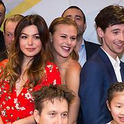NLD/Amsterdam/20180212 - Premiere Gek op Oranje, cast