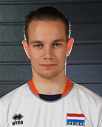 07-10-2017 NED: Portret zitvolleybalteam Oranje mannen 2017-2018, Doorn<br /> Nederland bereidt zich voor op het komende EK zitvolleybal / Tom Poortman