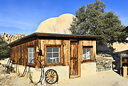 Keys Ranch Store at Joshua Tree National Park
