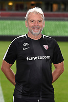 Gilles Bourges assistant coach of Metz during photoshooting of Fc Metz for season 2017/2018 on August 2nd 2017 in Metz<br /> Photo : Fred Marvaux / Icon Sport