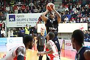Elston Turner<br /> Openjobmetis Pallacanestro Varese - Vanoli Cremona<br /> Lega Basket Serie A 2016/2017<br /> Varese 30/04/2017<br /> Foto Ciamillo-Castoria