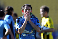 Wellington-Football, A-League, Phoenix v Sydney FC, December 09