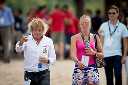 Janssen Sjef, NED, Cool Isabel, BEL, <br /> World Equestrian Games - Tryon 2018<br /> © Hippo Foto - Sharon Vandeput<br /> 15/09/2018