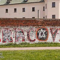 Quartier juif Kazimierz à Cracovie