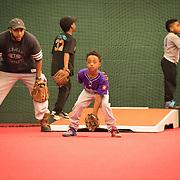 indoor baseball workout Jan 21