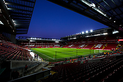 A general view of Anfield, home of Liverpool - Mandatory by-line: Robbie Stephenson/JMP - 30/01/2019 - FOOTBALL - Anfield - Liverpool, England - Liverpool v Leicester City - Premier League