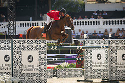 Ward Mclain (USA) - Rothchild<br /> Challenge Cup<br /> Furusiyya FEI Nations Cup™ Final - Barcelona 2014<br /> © Dirk Caremans<br /> 10/10/14