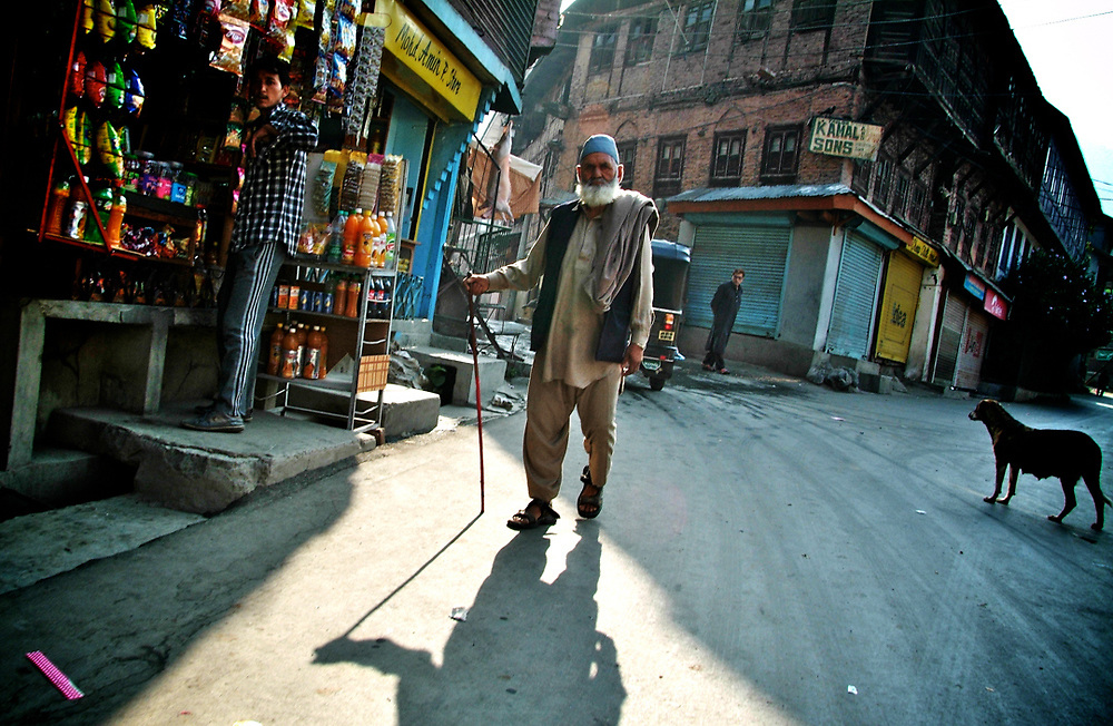 Street photography in Srinagar - Kachemir<br />