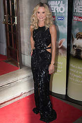 Grosvenor House Hotel, London, September 7th 2016. Celebrities attend the RSPCA's annual awards ceremony recognising the country's bravest animals and the individuals committed to improving their lives. PICTURED: