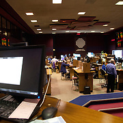 Kansas City Board of Trade in final day of open outcry trading, June 28, 2013. The KCBT was acquired by CME Group in 2012.