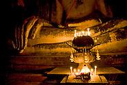 Wat Si Chum Sukhothai Ceremony