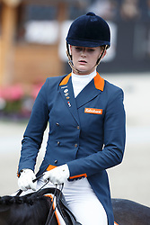 Nekeman Jeanine, (NED), Vlingh STH<br /> Equine MERC Young Riders Team Test<br /> Dutch Championship Dressage - Ermelo 2015<br /> © Hippo Foto - Dirk Caremans<br /> 17/07/15