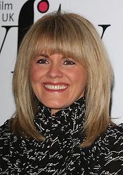 SALLY LINDSAY during the Women In Film & Television Awards 2012 held at the Hilton, London, England, December 7, 2012. Photo by i-Images.