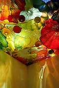 Chihuly Glass Art, Montreal Museum of Fine Arts, Quebec, Canada