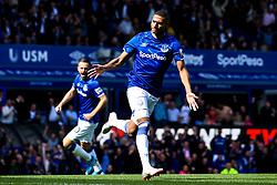 Richarlison of Everton celebrates scoring a goal to make it 1-0 - Mandatory by-line: Robbie Stephenson/JMP - 01/09/2019 - FOOTBALL - Goodison Park - Liverpool, England - Everton v Wolverhampton Wanderers - Premier League