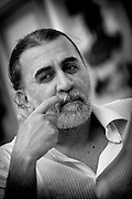 Tarun Tejpal at The Galle Literary Festival. January 2009.<br /> Tarun J Tejpal is a journalist and publisher. In a 22-year career, he has been an editor with the India Today and The Indian Express groups, and the managing editor of Outlook, one of India?s premier newsmagazines. ..In March 2000, he left Outlook to start Tehelka.com?a news-and-views magazine on the net that has broken ground with its sting investigations.