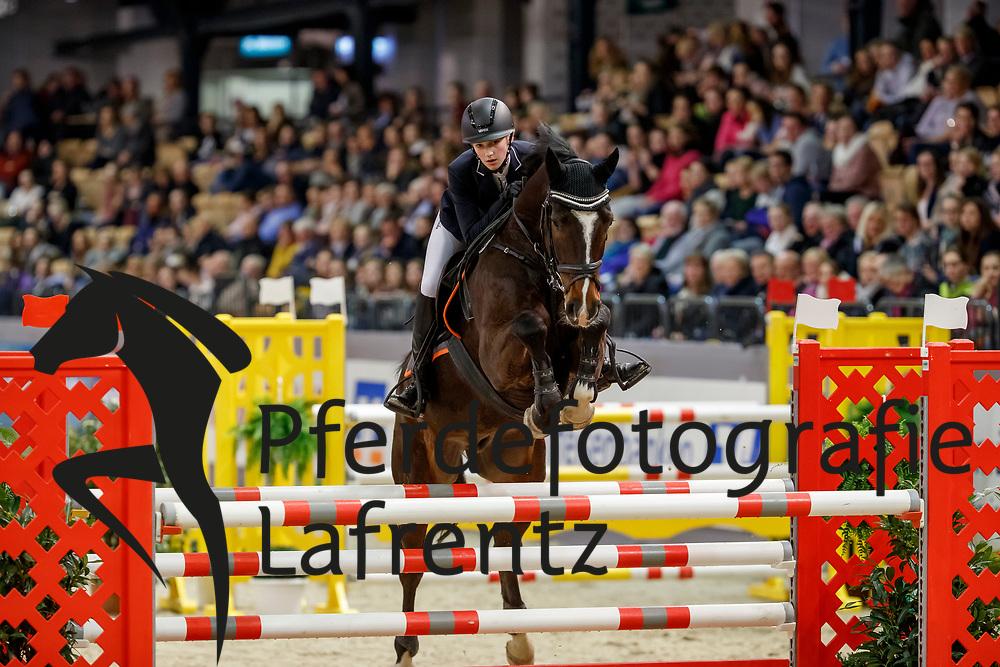 KARSTENSEN Sara (GER), Collector<br /> Neumünster - VR Classics 2018<br /> Mannschaftsspringen Holsteiner Masters Jugend Team Cup<br /> © www.sportfotos-lafrentz.de/Stefan Lafrentz