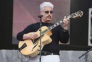 Rome/Italy -  I° Maggio 2006 - The Concert in Piazza San Giovanni. Pino Daniele
