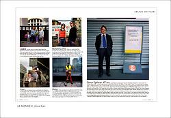 Le Monde 2 publication