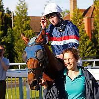 Daylight and Oisin Murphy winning the 6.55 race