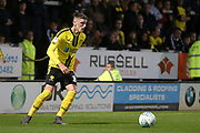 Burton Albion's Reece Hutchinson (19) during the second round or the Carabao EFL Cup match between Burton Albion and Aston Villa at the Pirelli Stadium, Burton upon Trent, England on 28 August 2018.