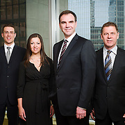 Business Portraits of MK Wealth, Calgary, Alberta