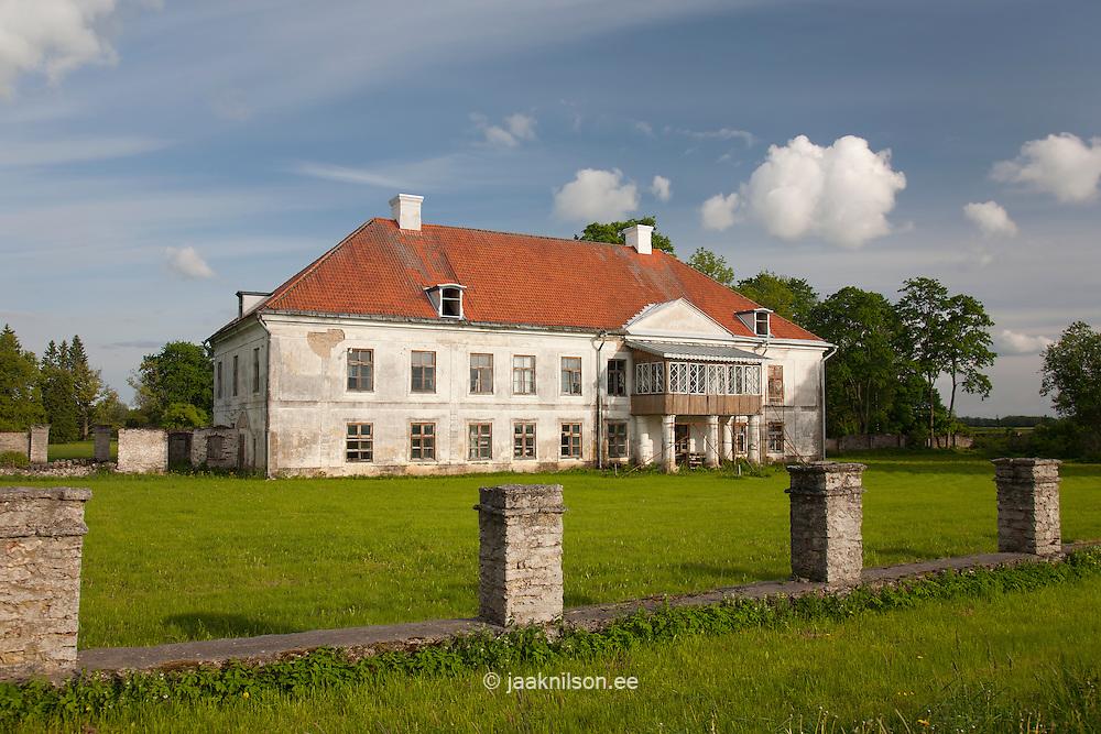 Seidla Manor, Järva County, Estonia, Europe