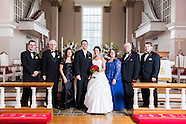 Group Photos at the Church | Mary & Brian