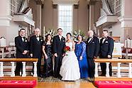 Group Photos at the Church | Mary & Brian