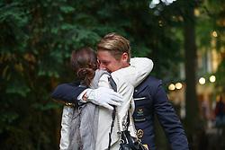 Kittel Patrick, Oatley Lyndal <br /> CDI5* Grand Prix Freestyle<br /> CHIO Rotterdam 2015<br /> © Hippo Foto - Dirk Caremans<br /> 20/06/15