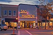 New York, Long Island, Sag Harbor, Sag Harbor Theater