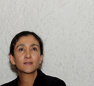 QUITO- ECUADOR DIC/01/2008<br /> La ex candidata presidencial colombiana Ingrid Betancourt,  durante la rueda de prensa realizada en la residencia del embajador de Francia. Ingrid Betancourt mantuvo una reuni&oacute;n privada en la sede del Gobierno con el presidente ecuatoriano Rafael Correa. Durante la reuni&oacute;n, la pol&iacute;tica franco-colombiana, rescatada de su cautiverio de la guerrilla de las FARC en julio pasado, le agradeci&oacute; las gestiones que en su d&iacute;a hizo por ella.