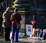 Glasgow, Scotland pays tribute to the life of Nelson Mandela