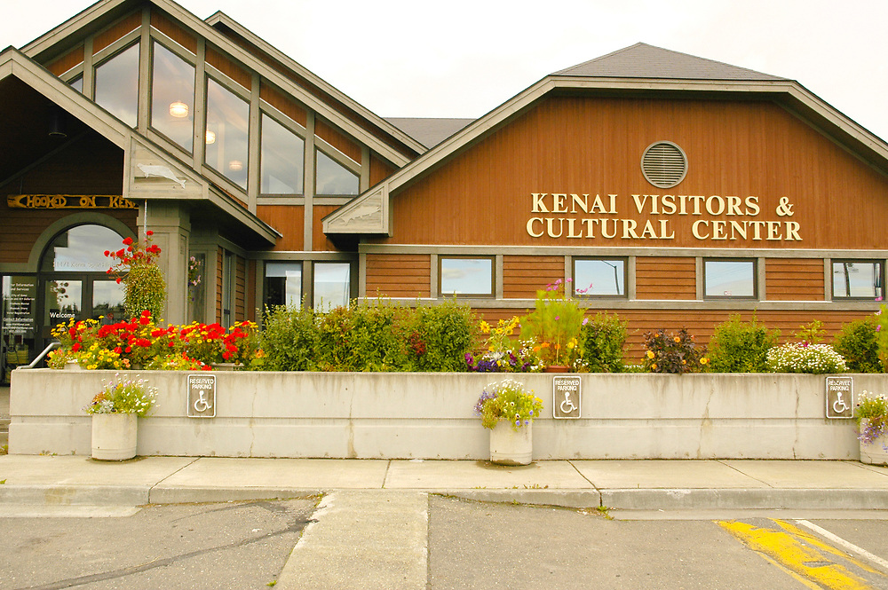 The top spot for information, exhibits, native culture, artifacts, native art, local art shows, and tourist information is the Kenai Visitor and Cultural Center  in downtown Kenai, AK. A must see while on the Kenai Peninsula.