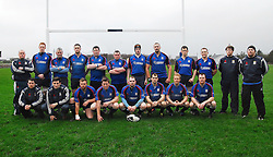 The Westport team that lined out against Cooke in the All Ireland Junior cup quarter final...Pic Conor McKeown