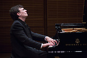World Piano Competition Alexander Yakovlex Gold Medalist at Carnegie Hall's Zankel Hall