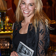 NLD/Amsterdam/20131021 - Boekpresentatie Let's Talk about Sex van Nicolette Kluiver, Nicolette Kluijver en haar boek